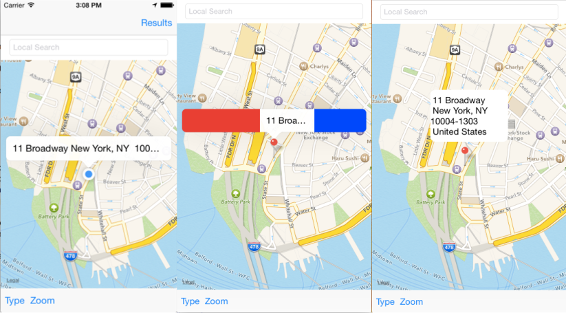Playing with iOS MapKit Part 2: Reverse Geocoding and Custom AnnotationCallouts