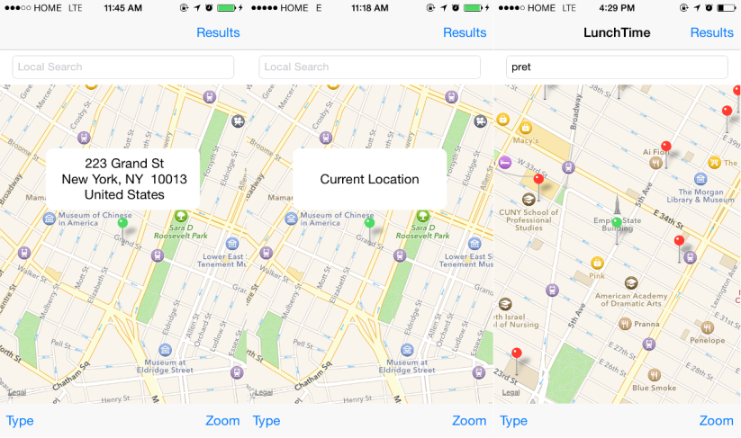 Playing with iOS MapKit Part 4: Race Conditions, Other Bugs,Wrap-up