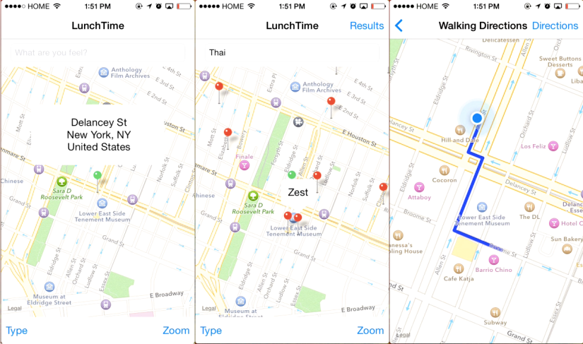 Playing with iOS MapKit Part 1: MapKitTutorials