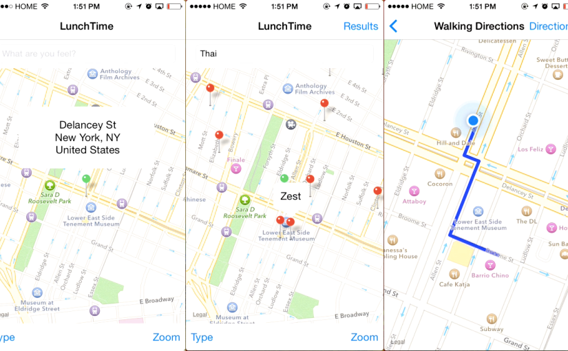 Playing with iOS MapKit Part 1: MapKit Tutorials